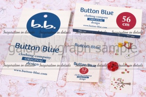Комплект Button Blue